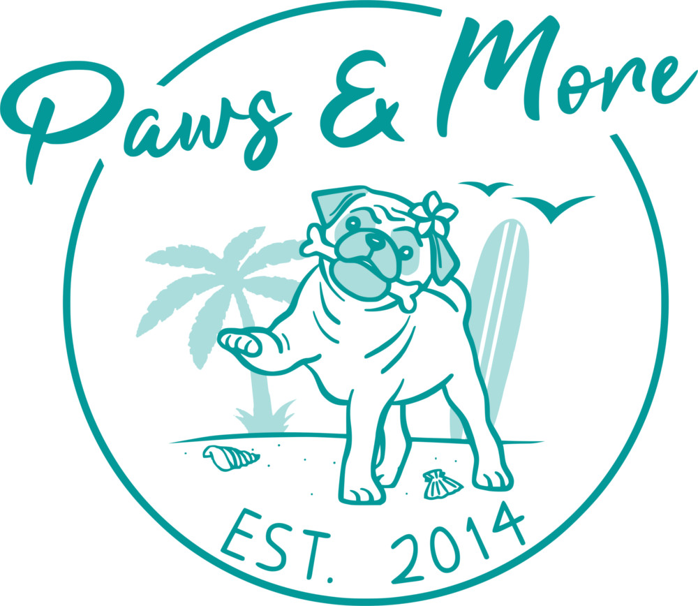 Paws & More Logo